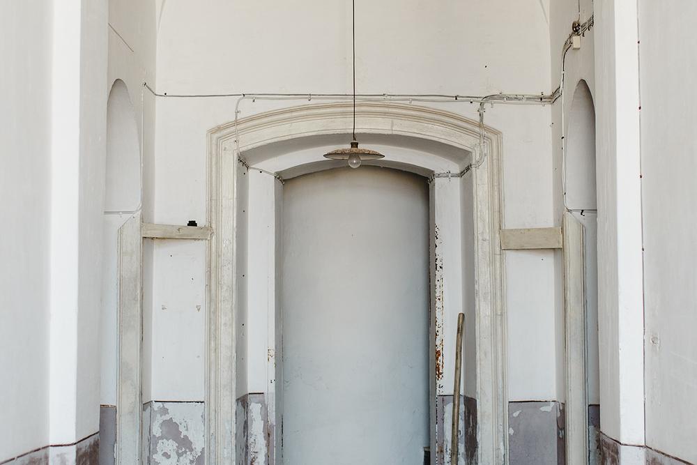 PONZA Inside the Faro della Guardia