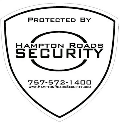Hampton Roads Security Yard Sign