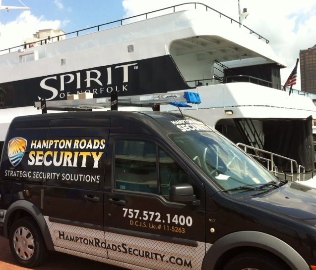 Hampton Roads Security Spirit of Norfolk
