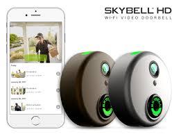 Hampton Roads Security Skybell Video Doorbell