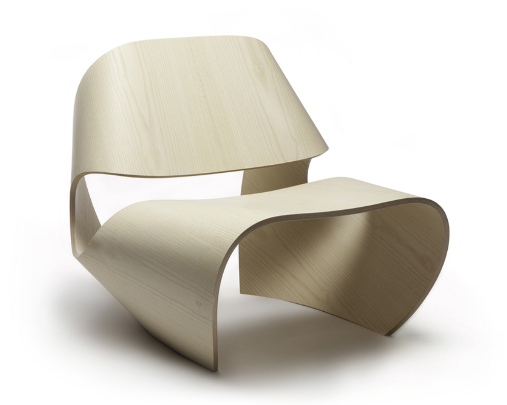 Made in Ratio Cowrie Chair.