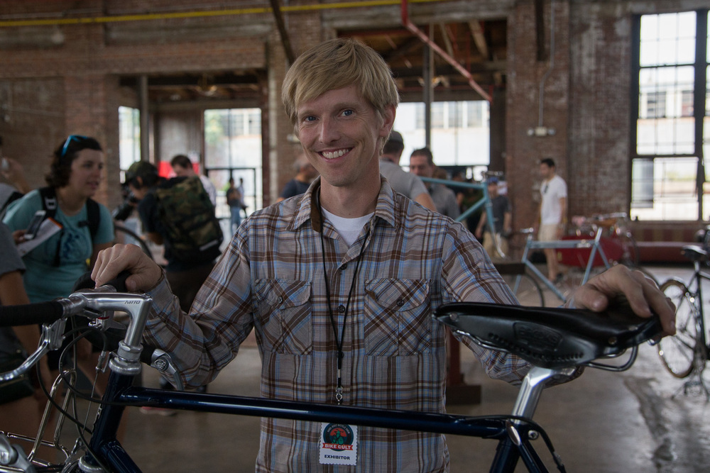 Brian Chapman, Chapman Cycles.
