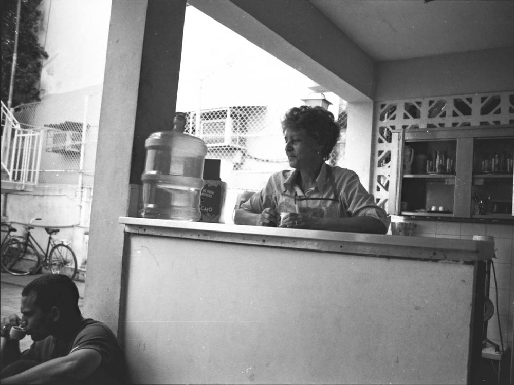 Espresso in Havana