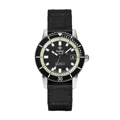The Dive Watch - The watch that goes over the side with you and into the pool with you can go anywhere with you. ($1,195)