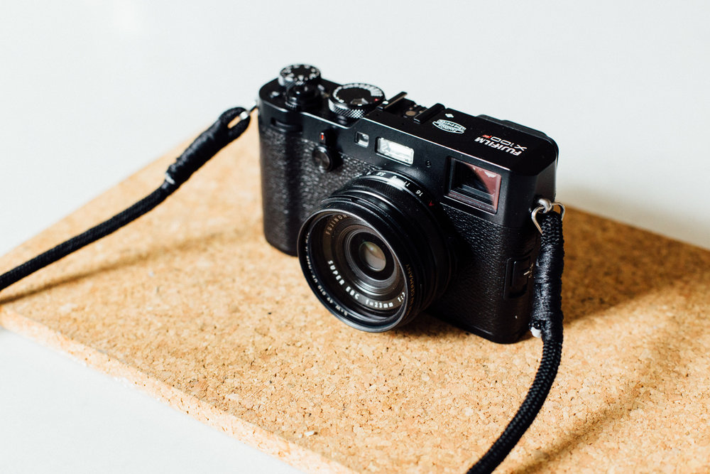 the diy camera strap the hand eye