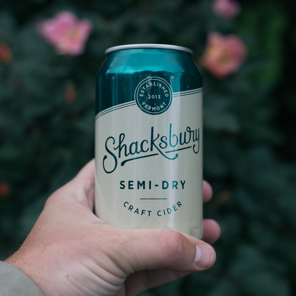 Love for the Shacksbury Can -