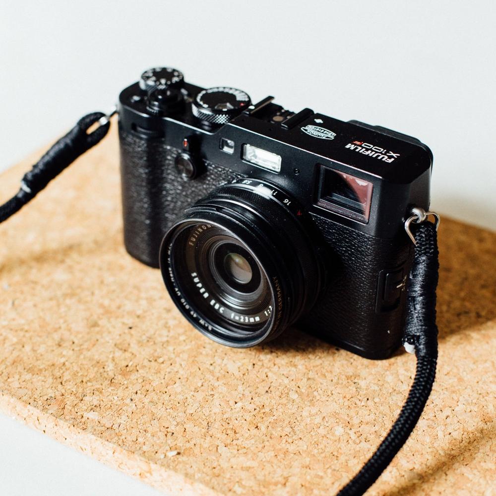 The DIY Camera Strap -