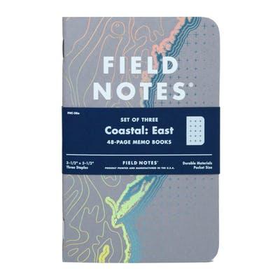 Field Notes - Take notes, take stock. ($13)