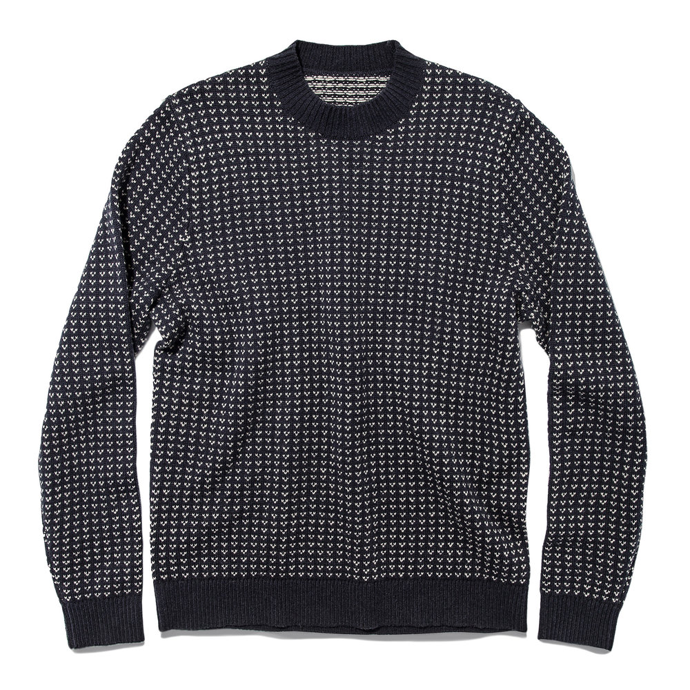 Rangely Sweater - Layer up. ($168)