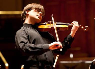 Benjamin Marquise Gilmore, Violin