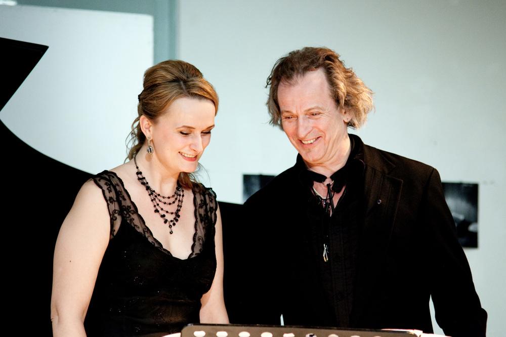 Magdalena Anna Hofmann and Huub Claessens