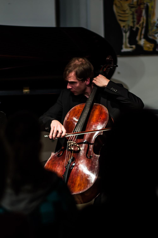 Jan Ryska, Cello
