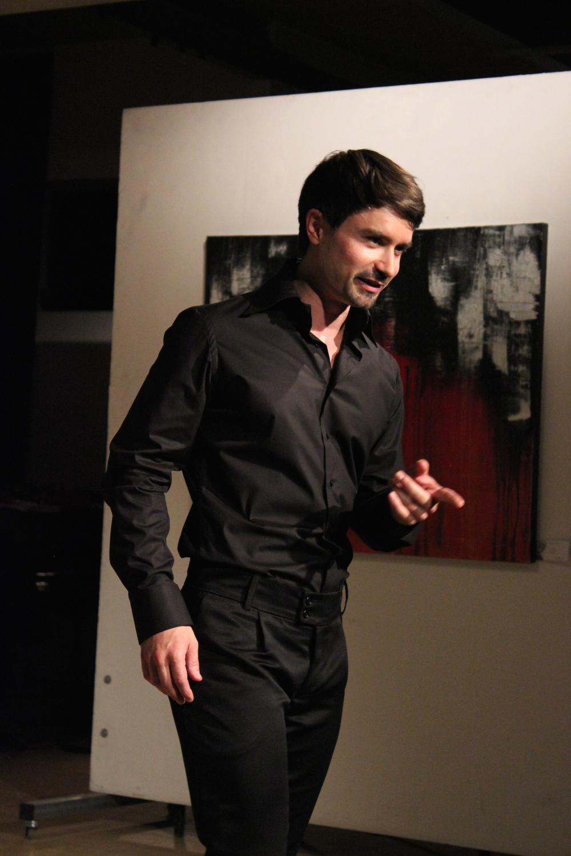 Eric Stokloße, tenor