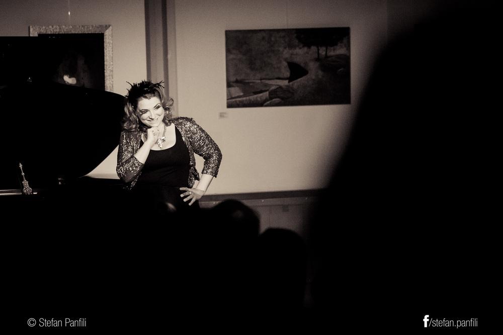 Sara Jacobi, soprano