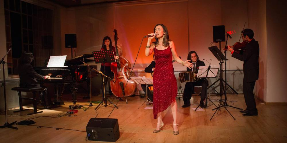 Vienna Tango Quintet at Mosaïque