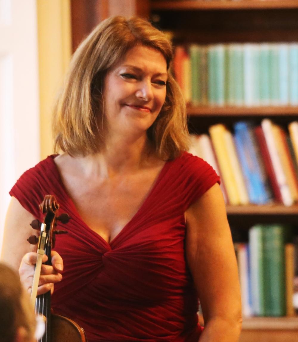 Rita Manning, Violin