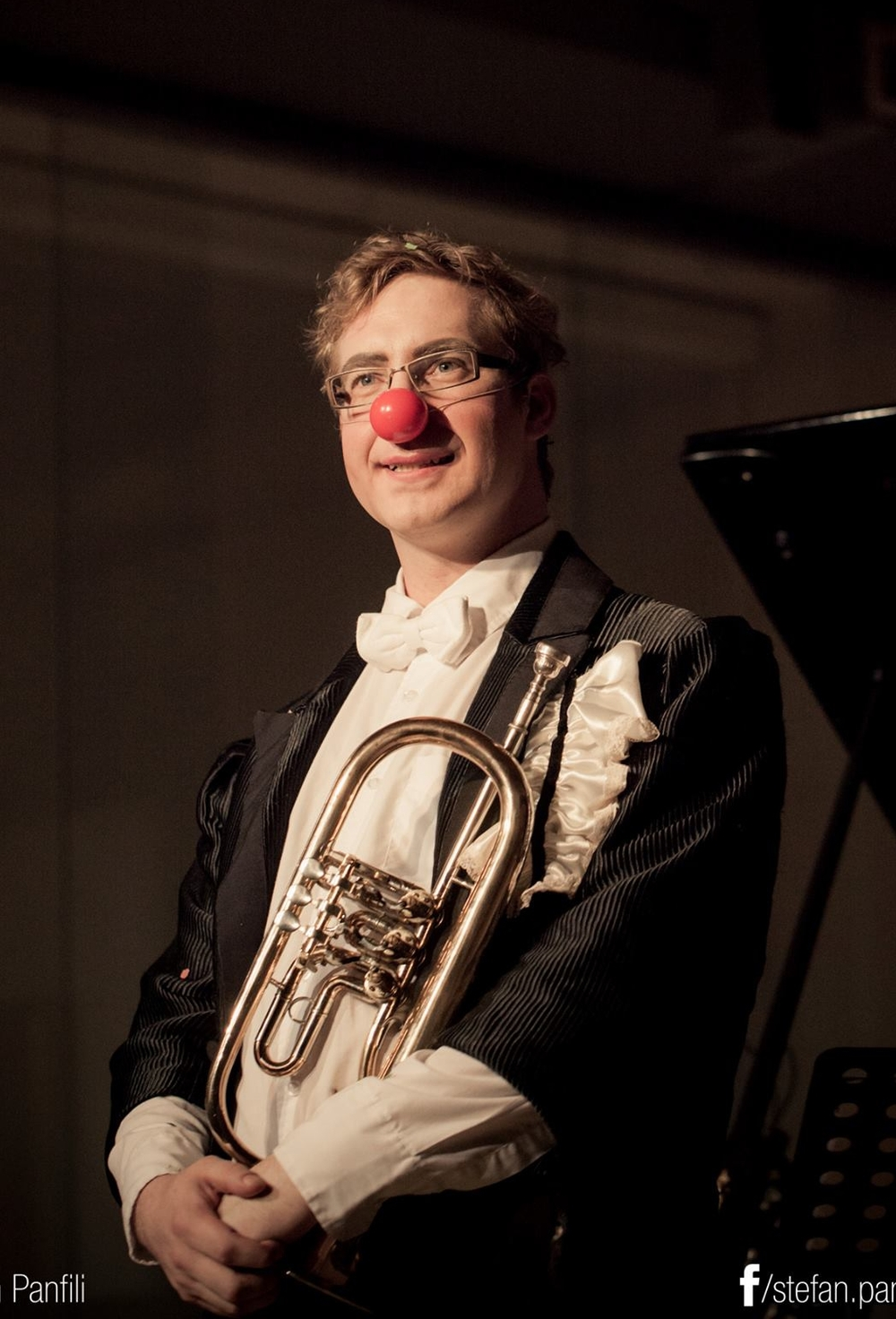 Thomas Toppler, Clown