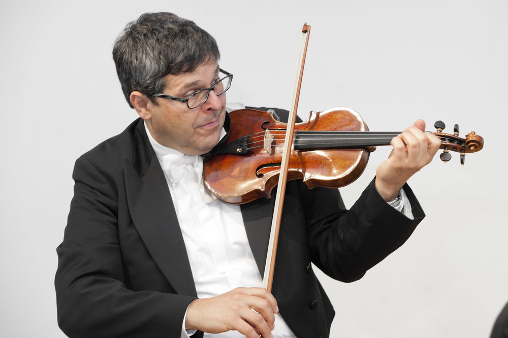 Peter Matzka, Violin