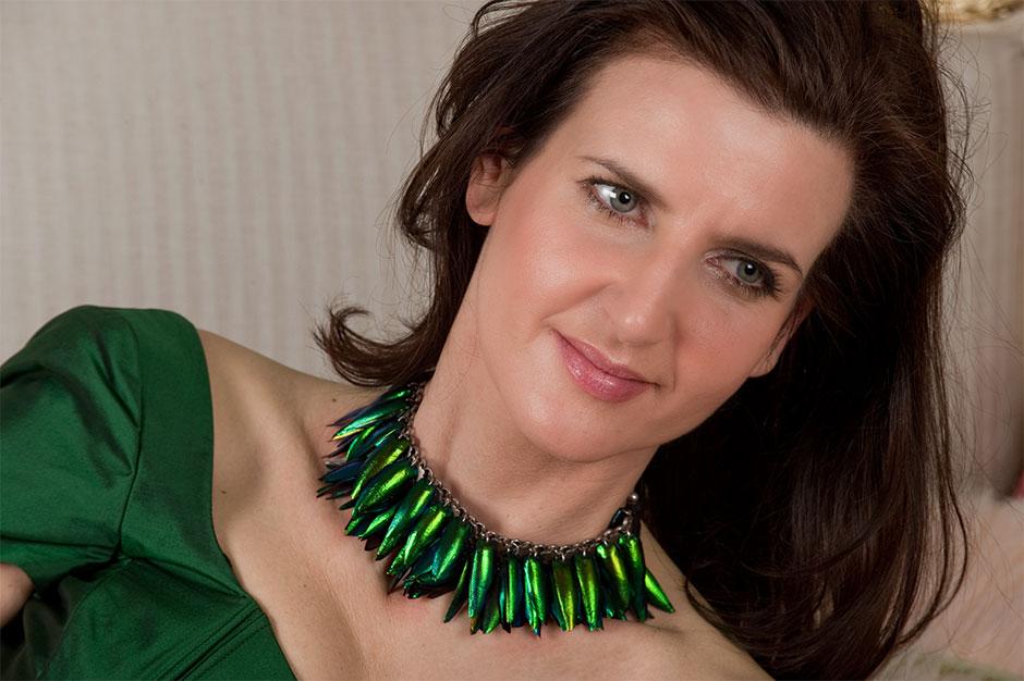 Petra Hauser, Jewelry Designer