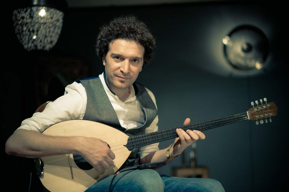 Salah Ammo, Bouzouk