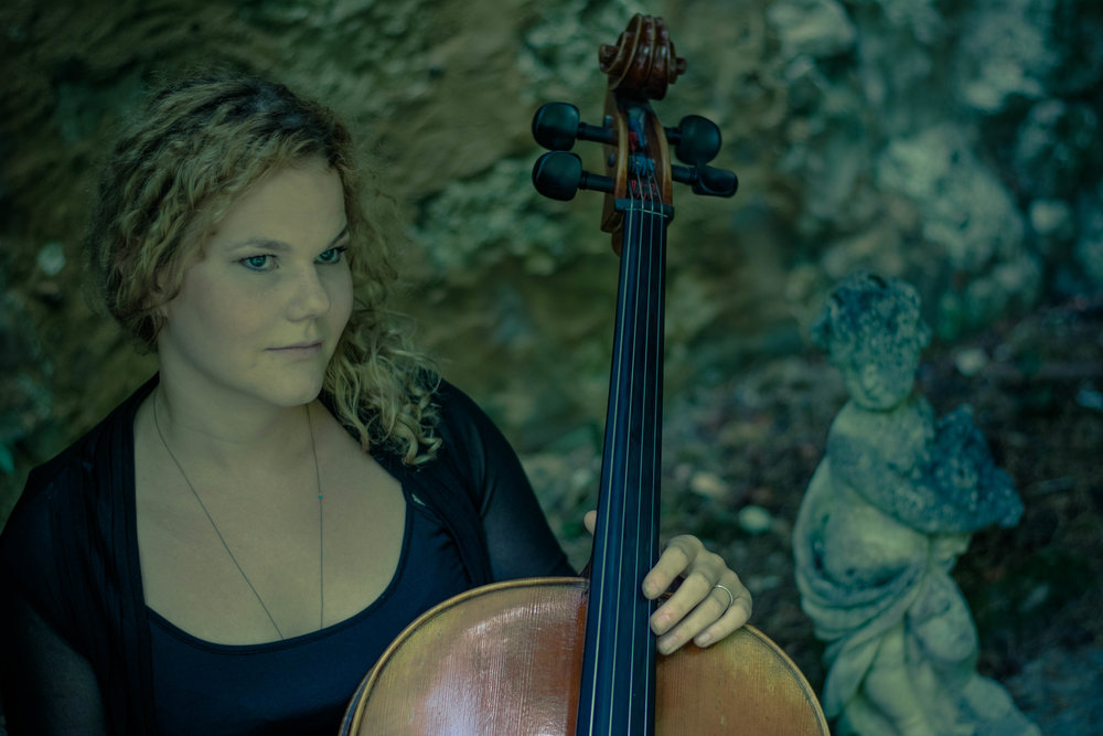 Gundula Leitner, Cello