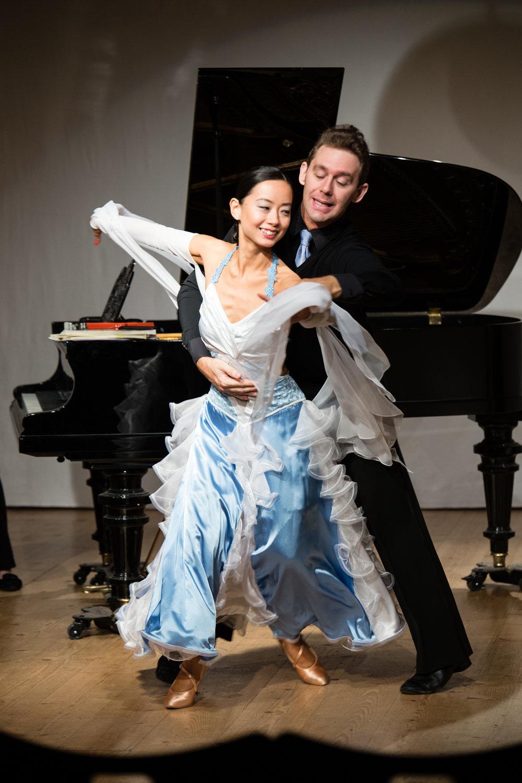 Makiko Habu & Martin Pollak, Dancers
