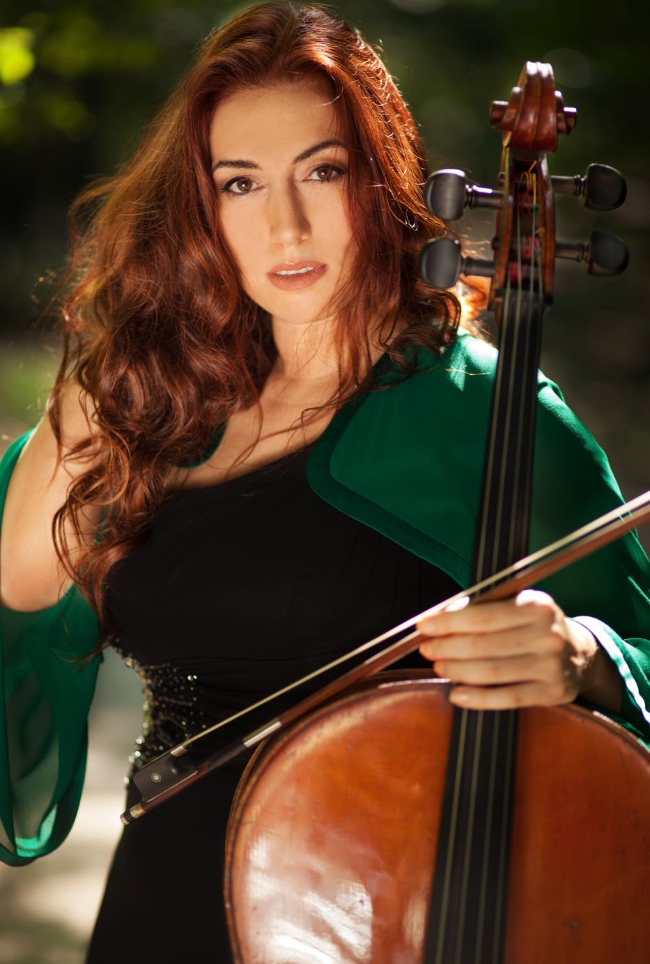 Teodora Miteva, Cello
