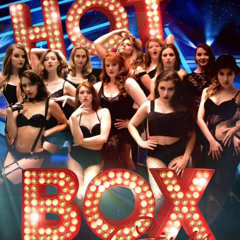 Hot Box Girls Vienna