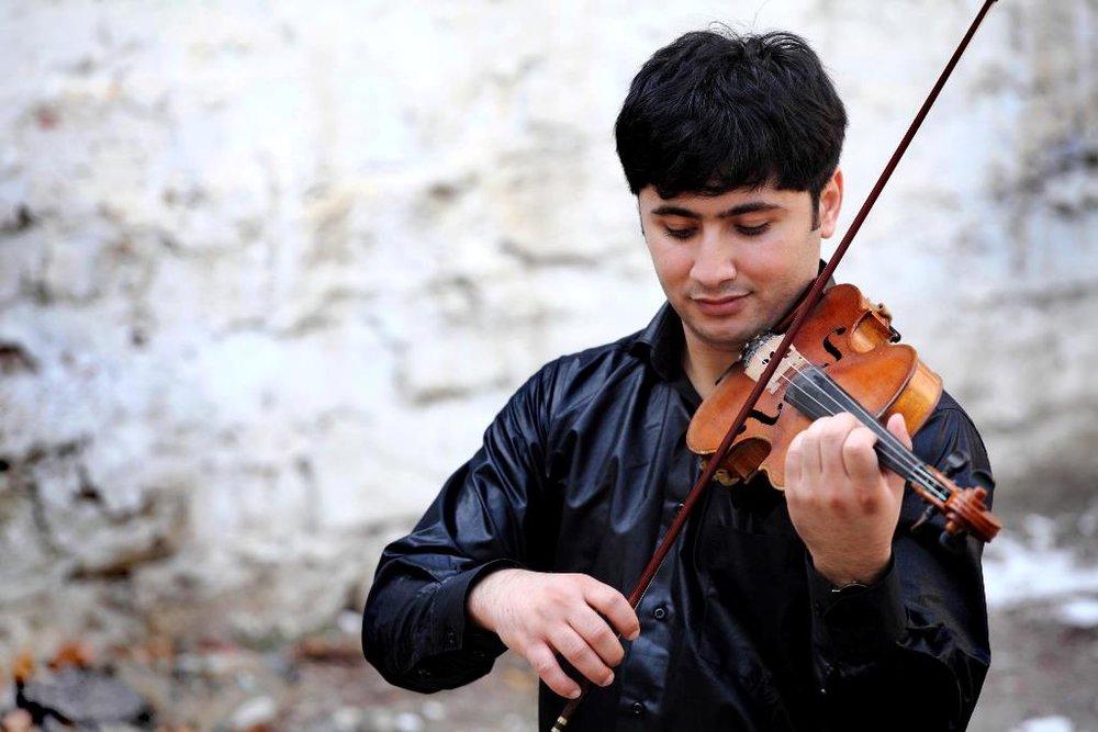 Farid Feyzullayev, Violin / Fire