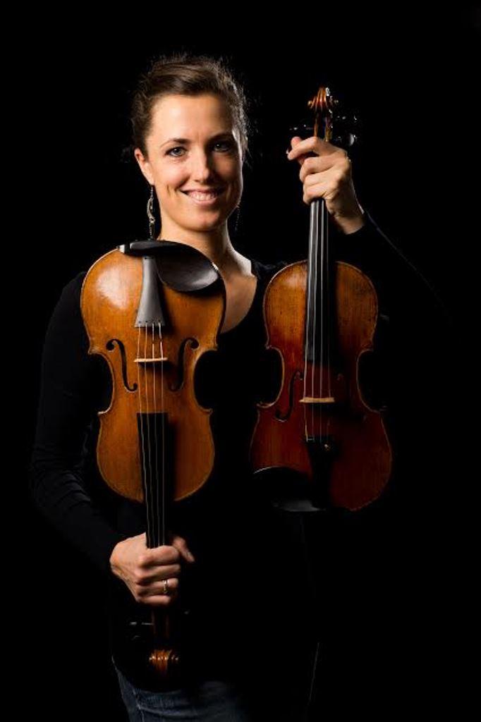 Johanna Lacroix, Violin