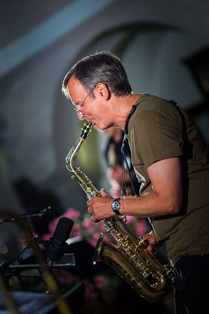 Martin Fuss, Saxophone / Clarinet