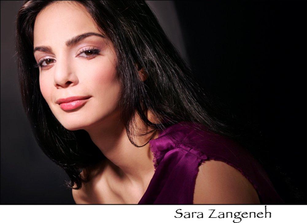 Sara Zangeneh, Actor