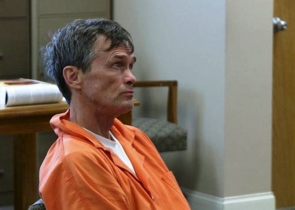 David Barrow is pictured during a court appearance. Barrow, 59, was sentenced Thursday to 30 years in prison on human trafficking charges. (WHNT News 19)