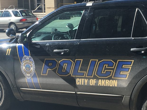 Akron police launched a human trafficking investigation after a 17-year-old North Carolina girl was found in a stolen car. (File photo)