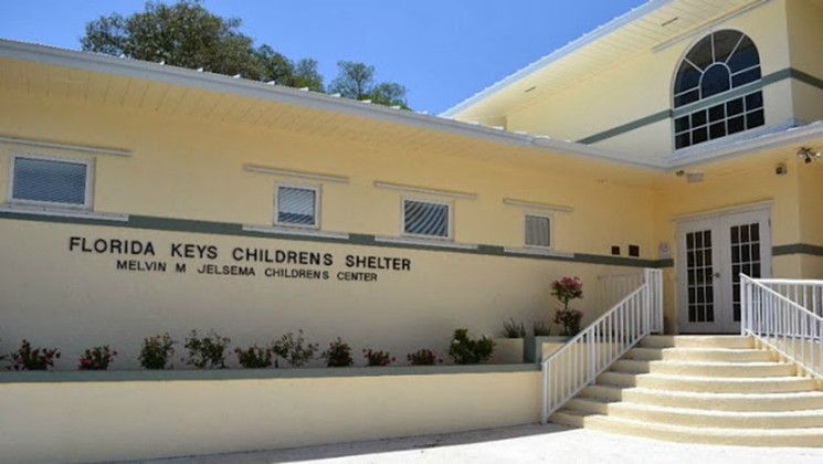 The Key Largo shelter where a now-21-year-old woman says a staffer sold her into a sex trafficking ring. via FKCS