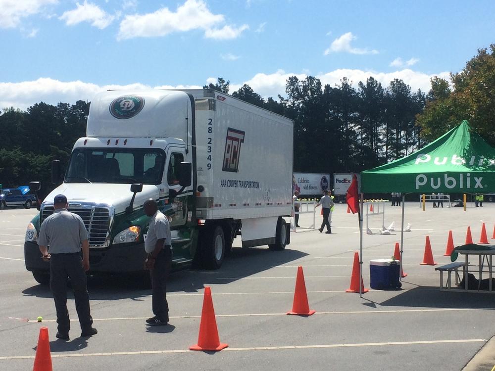 Georgia Truck Driving Championship