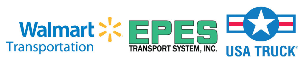Thank you Walmart, Epes Transport System, and USA Truck for hauling the Freedom Drivers Project!