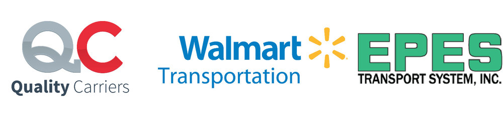 Thank you, Quality Carriers, Walmart, and Epes Transport System for hauling the Freedom Drivers Project!