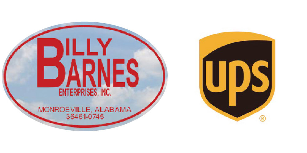 Thank you Billy Barnes and UPS for hauling the Freedom Drivers Project.
