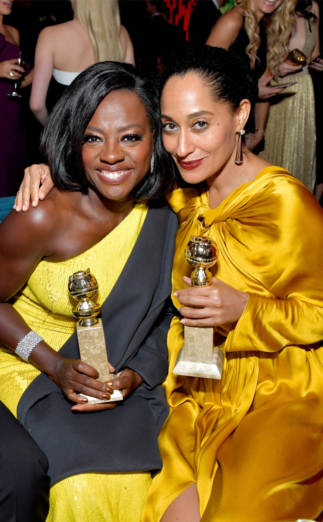 Souce: Golden Globes