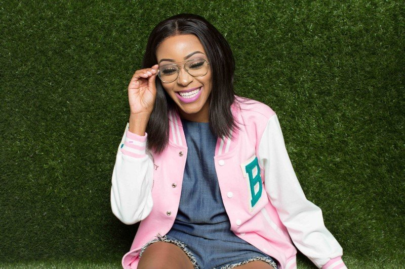 Founder of Beauty Bakerie, Cashmere Nicole. Beauty Bakerie