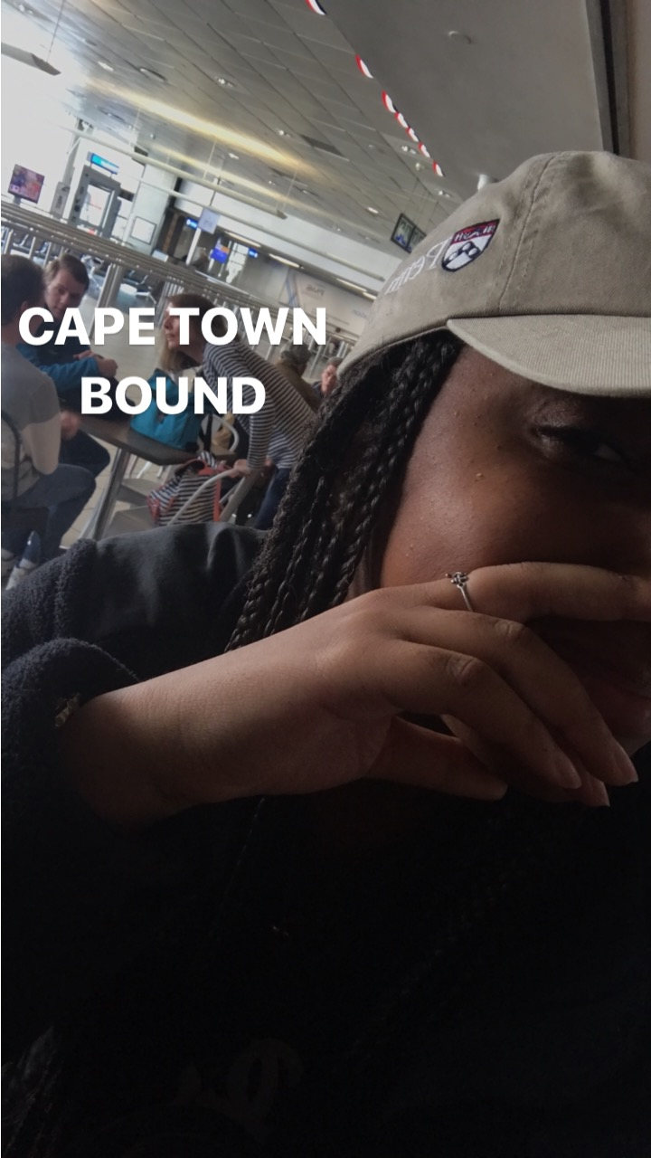 From Jozi --> Cape Town, which is where our story will pick back up in the next post!