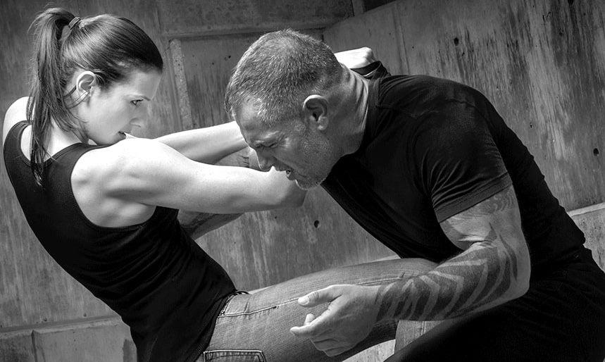 Best self defense techniques Nashville