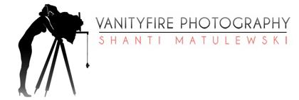 Vanityfire Photography Logolady