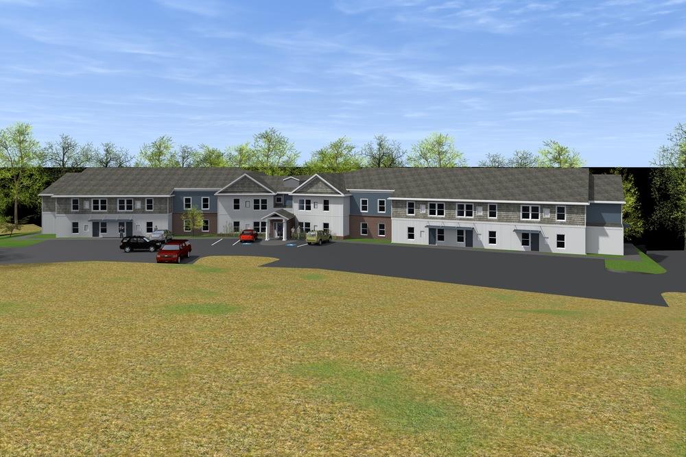 Latest project : Warrensburg Apartments, Warrensburg, MO.