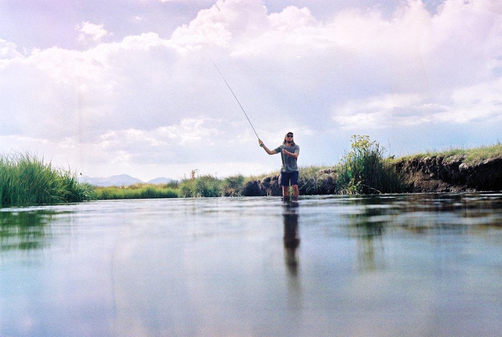 Owens Valley Flyfishing