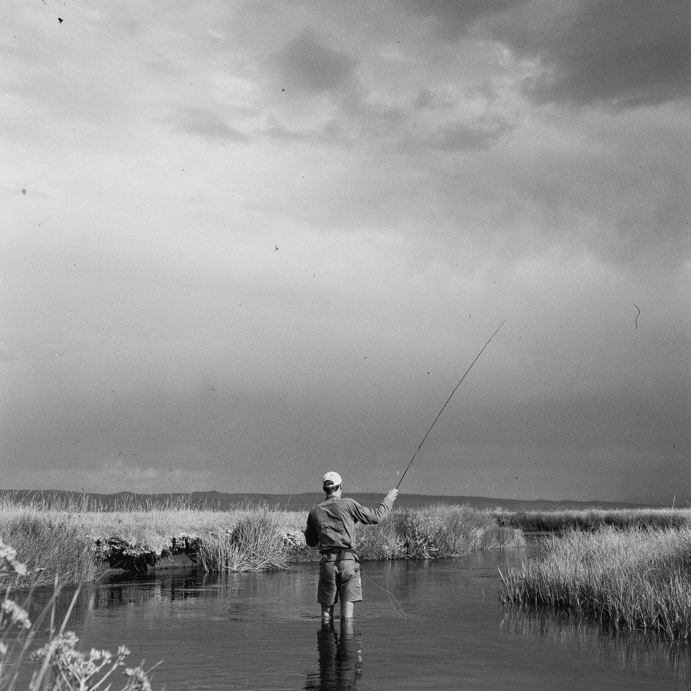 Owens River Fishing