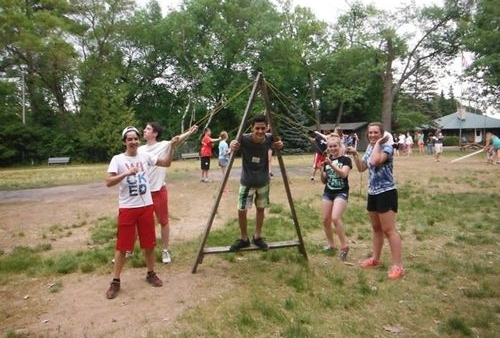 Leadership Training Conference - June 10-15, 2018 - LTC combines the education of a conference with the fun and excitement of a summer camp. LTC is a blend of empowering speakers, unique leaders, team building and free-time activities. Available to youth who completed grades 10-12 in spring 2018.