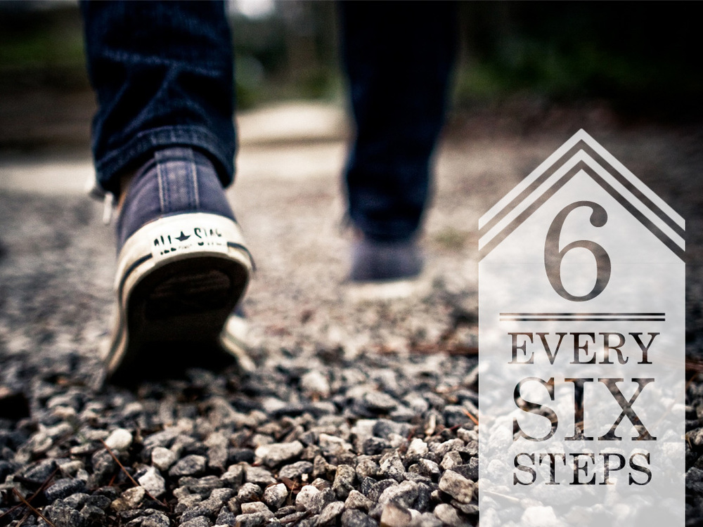 everysixsteps