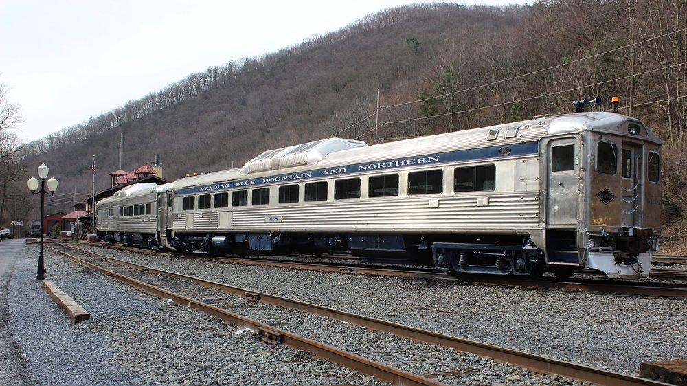 Rail Diesel Cars - October 6th, 13th,20th &27th